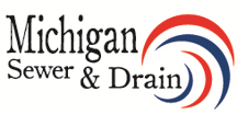 Logo, Michigan Sewer & Drain - Plumbing Services