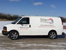 Michigan Sewer & Drain, burton, MI, plumber, services